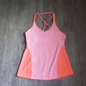 Lululemon Pink Workout Top
